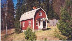 Bild 1: 39 m² fritidshus på Norra Ivarsbyn 2, Årjängs kommun Östervallskog