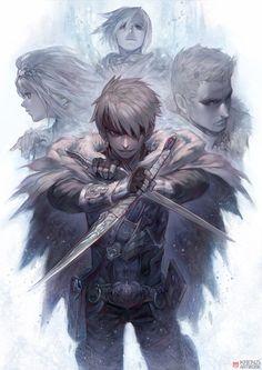 Blade by Cushart.deviantart.com on @deviantART