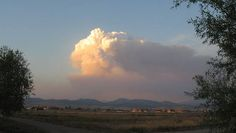 Meriwether Fire north of Helena, Montana, c. 2007