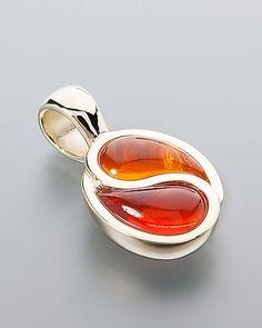 Attraktiver Feueropal-Anhänger aus Gelbgold -#Schmuck #opal #Terra #Opalis #jewellery #jewelry #pendant