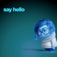 """I got: Sadness! Which Inside Out """"Emotion"""" Do You Channel?"""