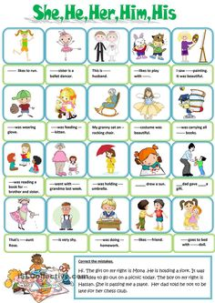 English ESL worksheets for home learning, online practice, distance learning and English classes English Pronouns, English Grammar Test, English Vocabulary, Teaching English, Education English, English Language, English Worksheets For Kids, English Resources, English Activities