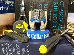 Blue Collar Hands - White Collar Mind by ASLLEXICON.