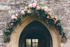 Image by Paul Underhill Dorset Wedding Photographer - Elegant Wedding At Lulworth Castle In Dorset With Bride In Heidi By Sassi Holford And Bridesmaids In Dessy With Accessories From Glitzy Secrets http://www.rockmywedding.co.uk/a-sparkling-send-off/