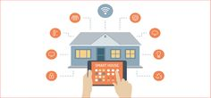 Home Automation Turning lights on and off or opening the garage door remotely is not something new. This trend is being following for decades. Read More At http://www.w11stop.com/blogs/home-automation/