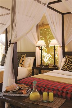 Room at the Fairmont Mara Safari Club, Kenya.  Kenya.  http://www.travelandtransitions.com/destinations/destination-advice/africa/