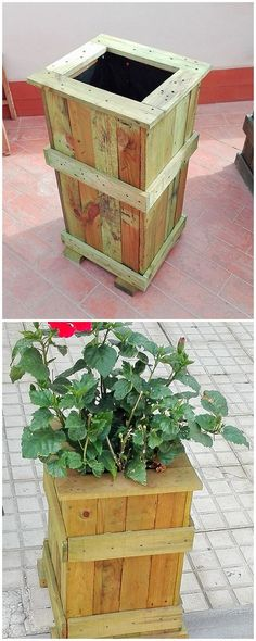 This image is showing you out the amazing planter box effect with the incorporative use of the attractive images as being under it. It is rather creative and simplicity added out in the whole creation. You can make it stand into any corner of the house where it would look eventually classy.