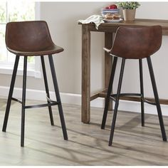 The Mary-Kate Bar Stool is a great addition to your home. Featuring a padded seat cushion and a convenient foot rail, these bar stools will allow you sit. Bar Stools With Backs, 30 Bar Stools, Kitchen Stools, Bar Chairs, Dining Chairs, Study Chairs, Dining Table, Bar Tables, Desk Chairs
