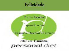 Escolha Personal Diet