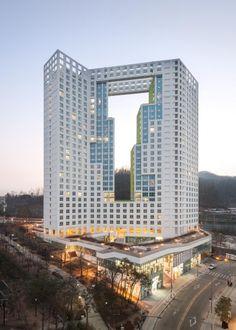 Eunpyeong HDC Officetel Forest Gate