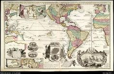 Ancient Map poster Wall world map World maps by mapsandposters Antique World Map, Old World Maps, Antique Maps, Vintage World Maps, Houston Map, Dresser, Wall Maps, Historical Maps, Illustrations Posters