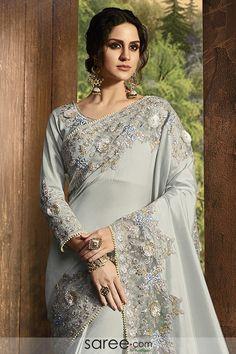 Buy Online New and Latest Saree Designs of 2020 for Women Half Saree Lehenga, Wedding Sari, Latest Sarees, Indian Attire, Party Wear Sarees, Indian Sarees, Indian Fashion, Beautiful Women, Display
