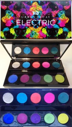 Urban Decay Electric Pallette