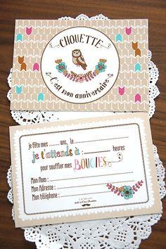 cartes postales anniversaire Filles