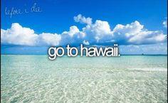 Hawaii baby...