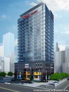 Trụ sở Ngân hàng phát triển Việt Nam - VDB Tower | PING NHÀ ĐẤT