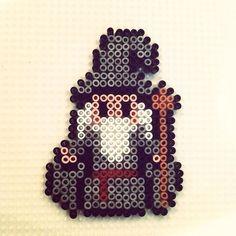 Gandalf hama beads by  hadavedre                                                                                                                                                                                 More