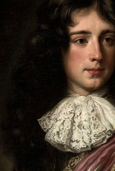Jacob Ferdinand Voet (1639-1689): Portrait of Philippe, Duke of Vendôme (1655-1727), Grand Prior of the Knights of Malta in France. 17th century. (detail)
