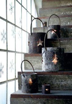 15 Wunderbare Dekorationsstücke aus Holz die Ihr Haus aufblühen lassen! - DIY Bastelideen
