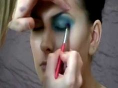 shu uemura Beauty Art Make-up Competition Vancouver Makeup Artist-Challe...