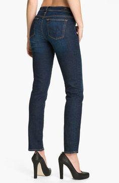 ShopStyle: AG Jeans 'Stilt' Cigarette Leg Jeans (Smitten)