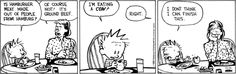 Calvin and Hobbes Comic Strip, October 25, 2013 on GoComics.com