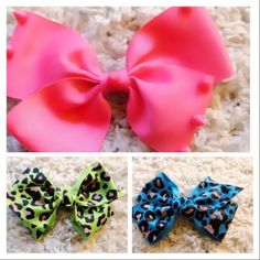 "Spotted while shopping on Poshmark: ""Cute pack of bows""! #poshmark #fashion #shopping #style #Accessories"