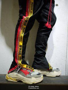 VMADE Strap Cargo Pants[YE Ver.]