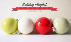 lauren conrad's holiday playlist #music