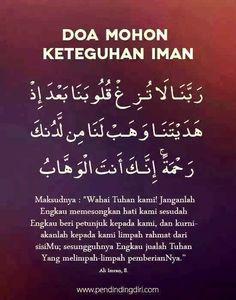 Doa Muslim Quotes, Religious Quotes, Islamic Quotes, Pray Quotes, Quran Quotes Inspirational, Doa Islam, Islam Quran, Reminder Quotes, Self Reminder