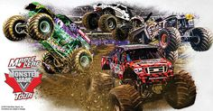 Stuff to do with your kids in Kitchener Waterloo: Maple Leaf #MonsterJam Heads To London Ontario's Budweiser Gardens - #DiscountCode and #Contest Click the pic to get the info!