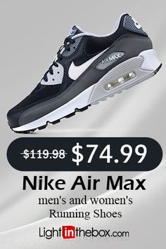 new product 4b73f 39c49 NIKE Air Max 90 Mens and Women s Running Fitness casual sports Shoes  outdoor 537384-032