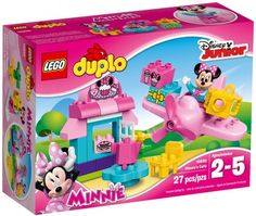 Cafetería de Minnie Mouse - Lego - Sets de Construcción - Sets de Construcción JulioCepeda.com