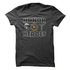 HONOR our HEROES (2nd Design)