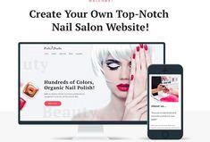 You Multifunctional WordPress Nail Salon Theme for Beauty Needs The present ability to have own website enhances the image of nail studios in the eyes of Tattoo Salon, Angels Beauty, Web Design Studio, Ecommerce Template, Wordpress Website Design, Beauty Magazine, Fashion Beauty, Nail Fashion, Best Wordpress Themes
