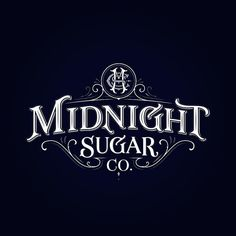 The final design for Midnight Sugar Co.  by tobiassaul