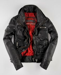 jacket from superdry