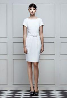 beyaz elbise, white dress