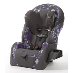 safety 1st purple butterfly car seat