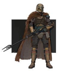 Star Wars Characters Pictures, Star Wars Pictures, Star Wars Images, Star Wars Concept Art, Star Wars Fan Art, Boba Fett Helmet, Star Wars Bounty Hunter, Mandalorian Armor, Star Wars Vehicles