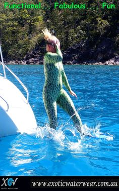Protect your skin from the nasties! only $99 AUD  Shop online for stingersuits with style www.exoticwaterwear.com.au
