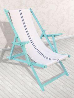 Sdraio anni '50 completamente restaurata, colorata e rifatta la seduta con canapone degli anni '50.