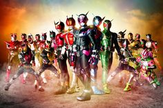 A Guide to Kamen Rider, the Masked Marvels of Japanese Superhero TV Kamen Rider Ex Aid, Kamen Rider Zi O, Kamen Rider Series, Rider Strong, Japanese Superheroes, Hero Time, Dragon Knight, Japanese Landscape, Super Robot