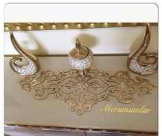 Motifs Islamiques, Decoration, Table Runners, Woodworking, Jewels, Pillows, Interiors, Baroque, Table Toppers