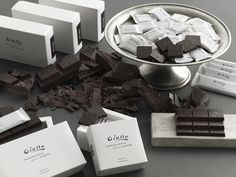 Oialla Organic Chocolate | Dark Chocolate | Rasmus Bo Bojesen