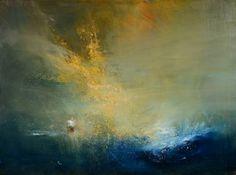 "Saatchi Art Artist Maurice Sapiro; Painting, ""Batten Down The Hatches"" #art"