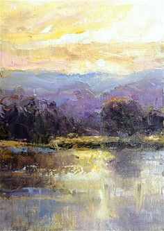 """""""Reflections"""" by Julie Ford Oliver"""