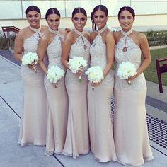 Beautiful Bridesmaids | @theblushclique_mandimua #brides_style #bridesmaids #bridalparty