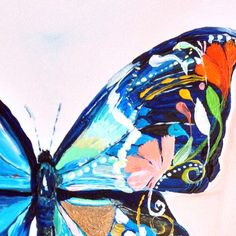 Image of Butterfly 8 limited edition print