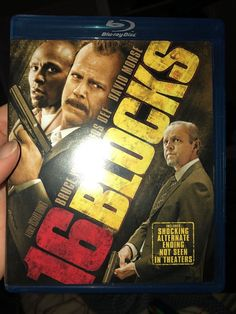 16 Blocks (Blu-ray Disc, 2006) Bruce Willis, Mos Def 12569829466 | eBay